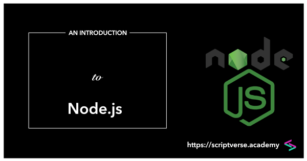 Getting Started with Node js HTTP Web Server