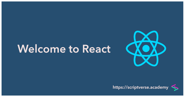 React/ReactJS: Create Your First App