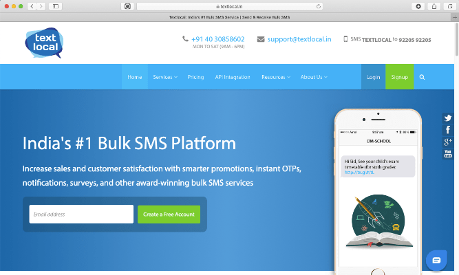 How to Send SMS/OTP in PHP/SMS Integration